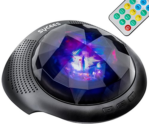 Soaiy Sleep Sound Machine Amp Northern Light Projector With