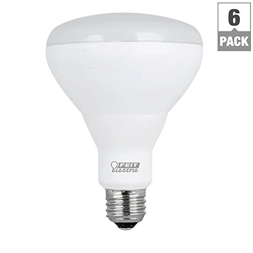 Feit Electric 50 Watt Medium Base Mr16 Dimmable Shape: FEIT 9w LED Light Bulbs, 60w Equivalent, 800 Lumens
