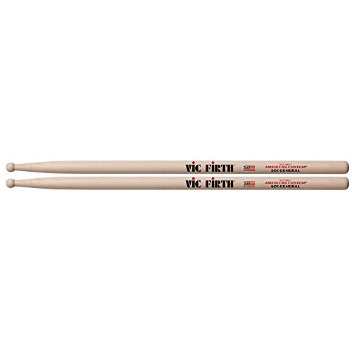 A legendary practice stick. Engineered by legendary performer and educator Vic Firth. The custom line is perfect for the artist who is playing lighter types ...